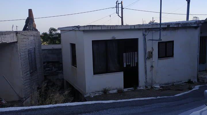 Μονοκατοικία 60τ.μ. προς πώληση Σχινοκάψαλα floorplan 1