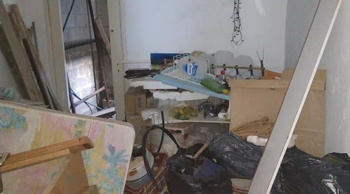Μονοκατοικία 60τ.μ. προς πώληση Σχινοκάψαλα floorplan 2