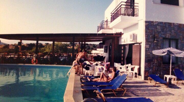 Ξενοδοχείο προς πώληση, Άγιος Νικόλαος floorplan 1